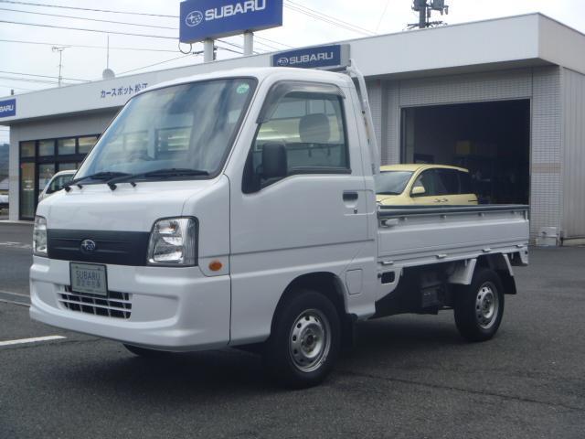 スバル サンバートラック TC・4WD・5MT (なし)