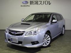 新潟県の中古車ならレガシィツーリングワゴン 2.5GT EyeSight HDDナビ バックカメラ