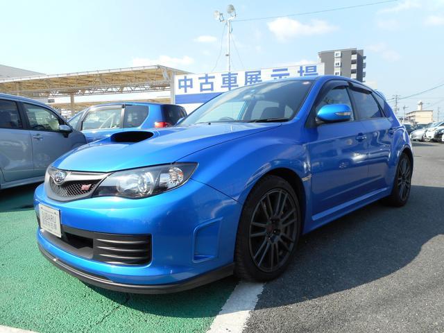 スバル インプレッサ WRX STI spec C (車検整備付)