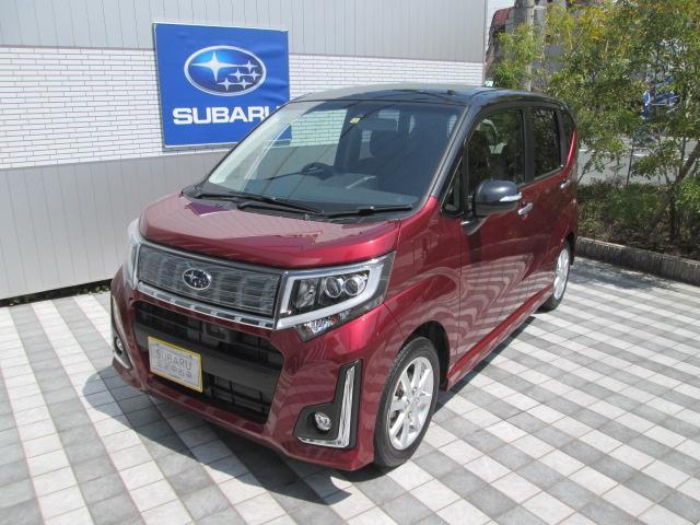 スバル ステラ R スマートアシスト ETC付 AWD車 (検30...