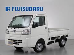 サンバートラックTB エアコン パワステ AMFMラジオ 元社用車 4WD