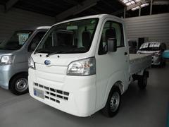 サンバートラックTB 4WD エアコン パワステ 5速マニュアル車