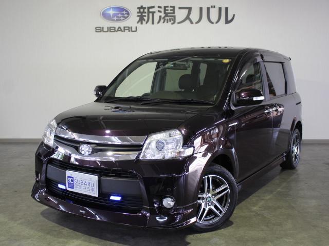 トヨタ DICE-G 両側電動スライドドア