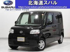 タントX スペシャル スタッドレスタイヤ オーディオ付