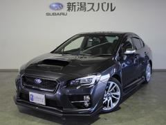 WRX S4 2.0GT−S EyeSight ワンオーナー