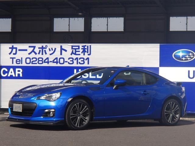 スバル BRZ S メモリナビ(フルセグTV)・ETC付き (車検...