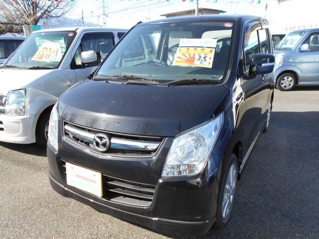 マツダ AZワゴン 660 XSスペシャル (車検整備付)