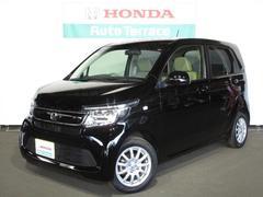 新潟の中古車 ホンダ N−WGN 車両価格 114.9万円 リ済別 平成27年 0.5万K ブラック