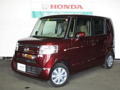 新潟の中古車 ホンダ N BOX 車両価格 108万円 リ済別 平成25年 2.7万K ワインレッド