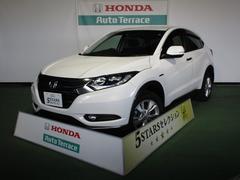 新潟県の中古車ならヴェゼル ハイブリッドX 5STARSセレクション ギャザズインターナビ