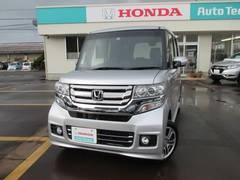 新潟県の中古車ならN BOXカスタム G・Lパッケージ