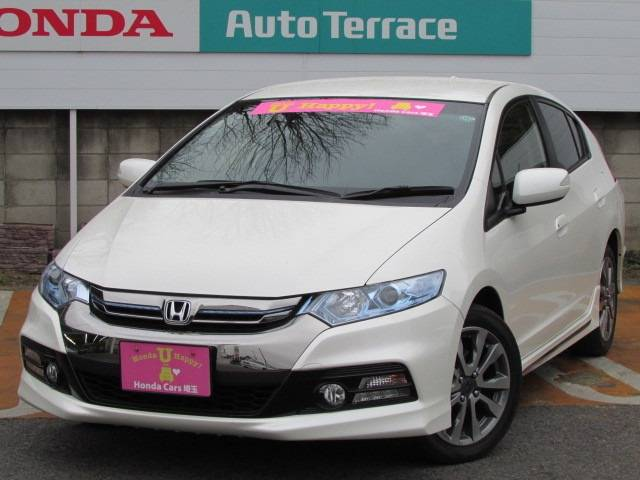 インサイト(ホンダ)XL インターナビセレクト 中古車画像
