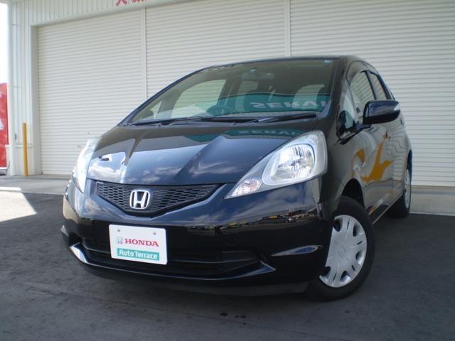 ホンダ フィット 13G キーレス CD (車検整備付)