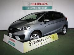 新潟県の中古車ならフィットハイブリッド Lパッケージ 5STARSセレクション ギャザズインターナビ