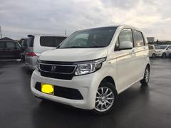沖縄の中古車 ホンダ N−WGN 車両価格 127.8万円 リ済別 平成28年 0.3万K ホワイトパール