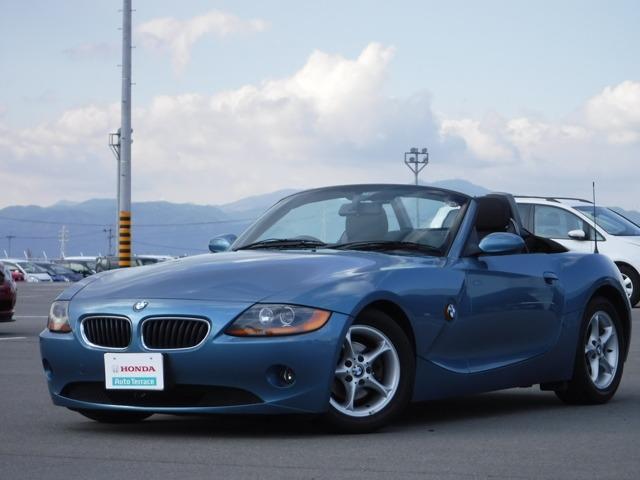 BMW Z4 ロードスター2.2i CDチューナー ETC キーレ...