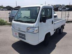 沖縄の中古車 ホンダ アクティトラック 車両価格 93.8万円 リ済別 平成27年 0.6万K ホワイト