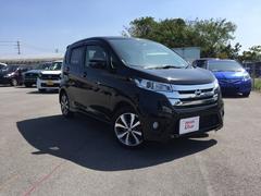 沖縄の中古車 日産 デイズ 車両価格 103.8万円 リ済別 平成26年 2.8万K ブラック