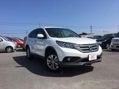 沖縄の中古車 ホンダ CR−V 車両価格 189.8万円 リ済別 平成27年 2.8万K ホワイトパール
