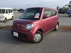 沖縄の中古車 スズキ MRワゴン 車両価格 63.8万円 リ済別 平成24年 8.5万K レッド
