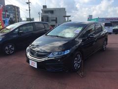 沖縄の中古車 ホンダ ジェイド 車両価格 219.8万円 リ済別 平成27年 1.3万K ブラック