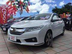沖縄の中古車 ホンダ グレイス 車両価格 195.8万円 リ済込 平成26年 2.1万K パール