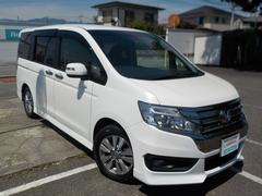ステップワゴンスパーダZ インターナビセレクション 4WD ベンチシート メーカーHD