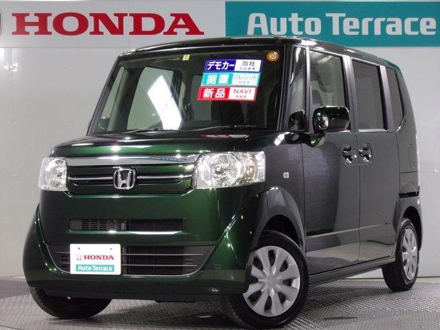 ホンダ G 新品ケンウッド製ナビ 当社元デモカー