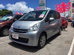 沖縄の中古車 ダイハツ ムーヴ 車両価格 77.8万円 リ済別 平成24年 0.9万K シルバー