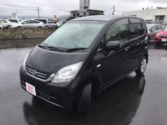 沖縄の中古車 ダイハツ ムーヴ 車両価格 57.8万円 リ済別 平成22年 5.2万K ブラック