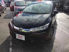 沖縄の中古車 ホンダ グレイス 車両価格 159.8万円 リ済別 平成28年 1.0万K ブラックパール