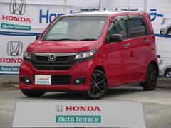 N−WGNカスタムG ターボSS2トーンカラースタイルパッケージ Honda純