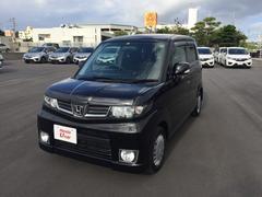 沖縄の中古車 ホンダ ゼストスパーク 車両価格 68.8万円 リ済別 平成22年 5.5万K ブラックパール