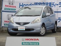 フィットG ハイウェイエディション HondaHDDインターナビ バック