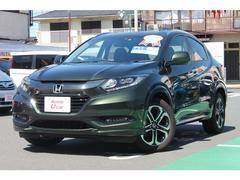 ヴェゼルハイブリッドZ・ホンダセンシング Honda SENSING メ