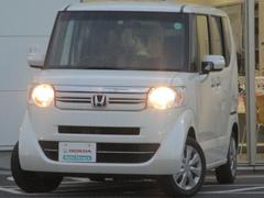 N BOXG・Lパッケージ 試乗車 デモカー ナビ Bカメラ ETC