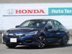 アコードハイブリッドEX Honda SENSING ドラレコ