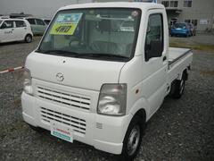 スクラムトラック660 KC 農繁 3方開 4WD 5速マニュアル車