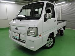 サンバートラック660 TC スーパーチャージャー 三方開 4WD