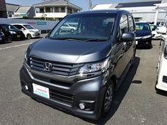 N−WGNカスタムG メモリーナビ・Bカメラ・ETC付き!!