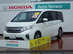 ステップワゴンG・EX 当社デモカ− 3年保証 用品メモリ−ナビ