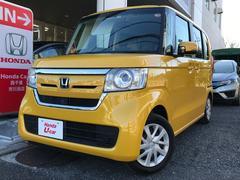 N BOXカスタムG・EX Honda SENSING ハンズフリースライドドア