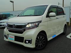 N−WGNカスタムG・ターボパッケージ デモカー試乗車