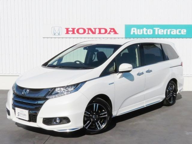 Photo Of Honda Odyssey Hybrid Absolute Sensing Used