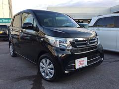 沖縄の中古車 ホンダ N−WGN 車両価格 121.8万円 リ済別 平成28年 0.6万K ブラックパール