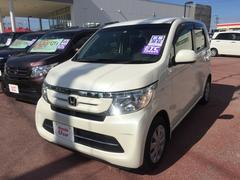 沖縄の中古車 ホンダ N−WGN 車両価格 121.8万円 リ済別 平成28年 0.7万K ホワイトパール