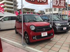 沖縄の中古車 ホンダ N−ONE 車両価格 112.8万円 リ済別 平成25年 3.0万K レッドブラックツートン