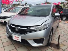 沖縄の中古車 ホンダ フィット 車両価格 127.8万円 リ済別 平成28年 0.9万K シルバーメタリック