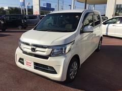 沖縄の中古車 ホンダ N−WGN 車両価格 121.8万円 リ済別 平成28年 0.6万K ホワイトパール