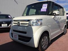沖縄の中古車 ホンダ N BOX 車両価格 134.8万円 リ済別 平成28年 0.9万K ホワイトパール